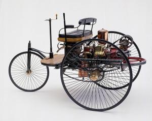 1886 Benz Motorwagen