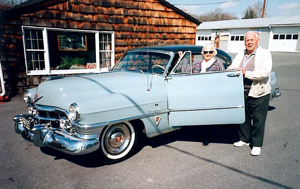 1950 Cadillac Raders 2