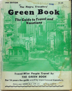 """The Green Book"" - 1954 edition"