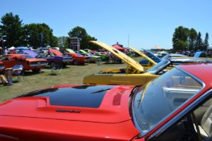 Mopars at the RED BARNS A